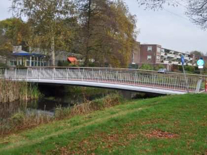 Veenendaal 6000ste brug